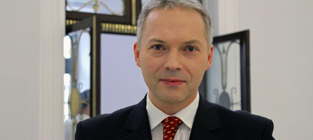 Polityk Jacek Żalek nie popiera aborcji, ale byłby w stanie zabić człowieka?