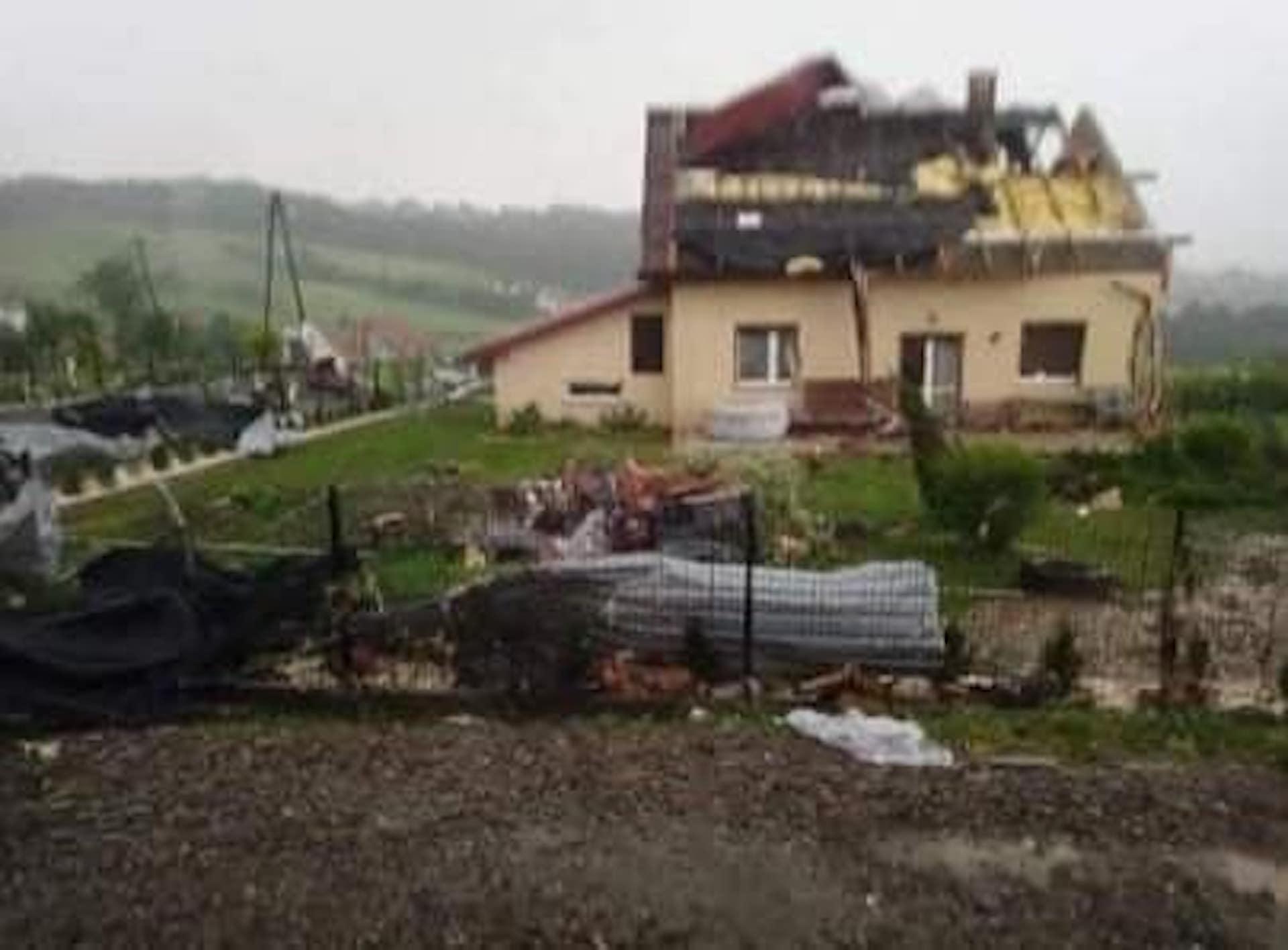 W Tatrach spadł grad