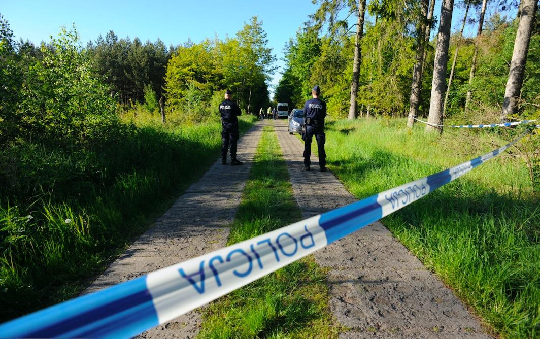 W Parczewie policja odkryła ciała małżeństwa