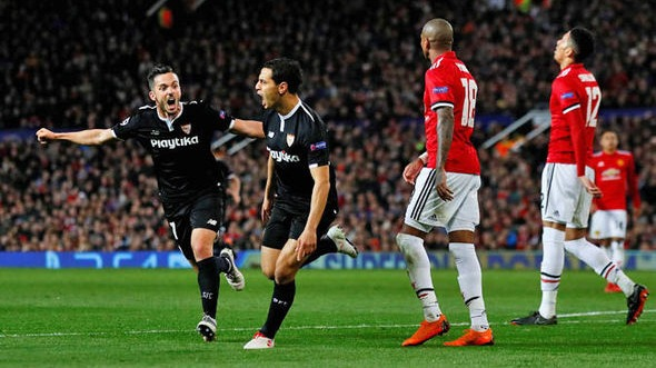 Manchester United's Tie With Sevilla Offers Chance At ...