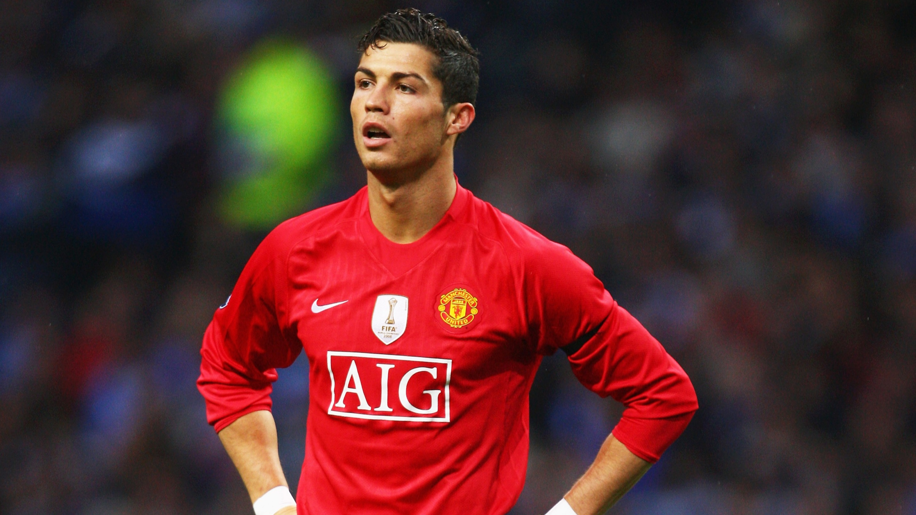 Cristiano Ronaldo Inquires About Manchester United The United Stand