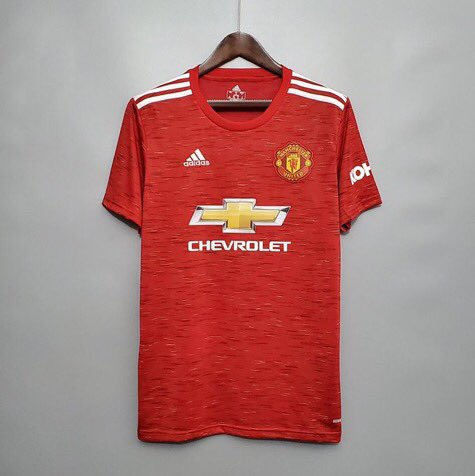Manchester United 2020 21 Home Kit To Be Released August 4th The United Stand