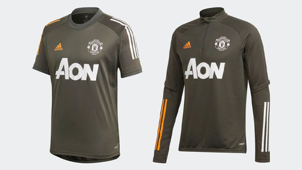 Official Legacy Green Manchester United Training Kit Revealed The United Stand