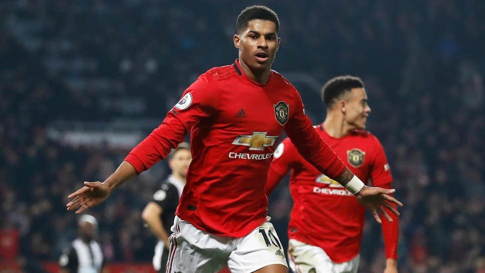 Psg Identify Marcus Rashford As Top Transfer Target The United Stand