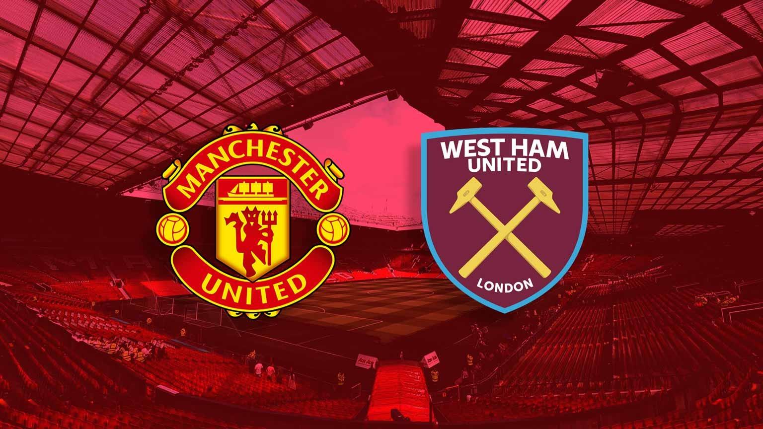 Manchester United vs West Ham Full Match – FA Cup 2020/21