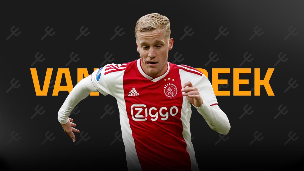 United In For Van De Beek The United Stand