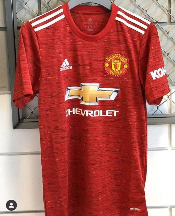 Leaked Man United 2021 New Home Shirt Image Appears The United Stand