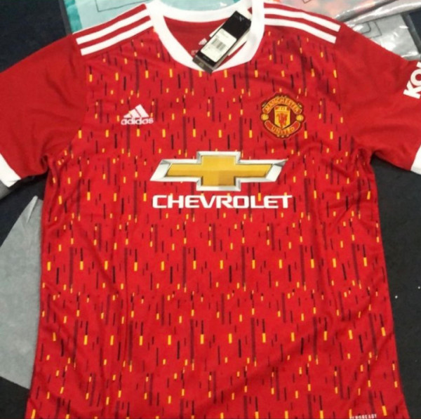 Yikes Manchester United 2021 Kits Confirmed The United Stand