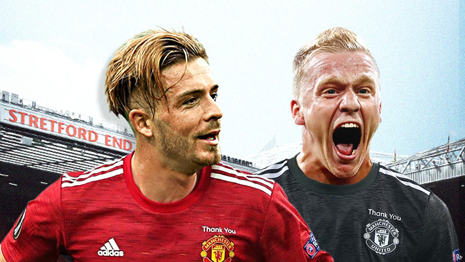 Grealish Or Van De Beek Who Should Manchester United Target The United Stand