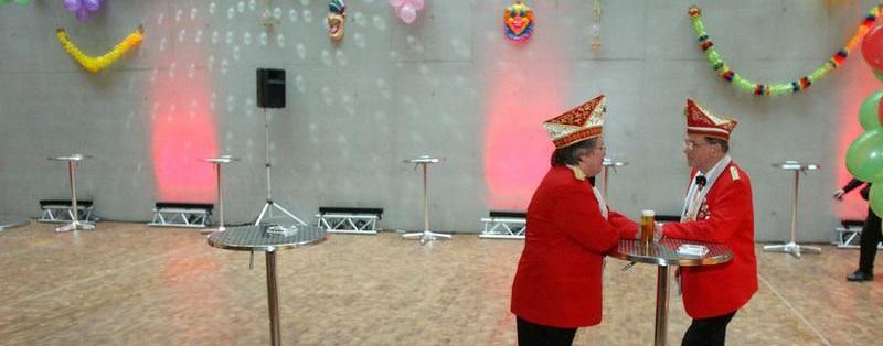 Der Bundestag sucht das beste Karnevalskostüm