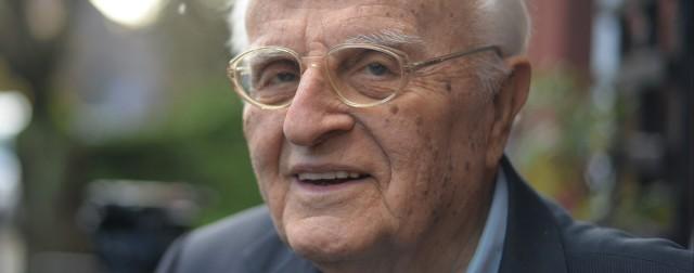 FU-Gründungsstudent Stanislaw Kubicki mit 93 Jahren verstorben