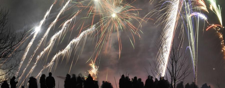 Silvester 2020 in Berlin ohne Feuerwerk?