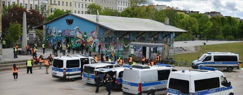 Berlins gefährlichster Park: Im Görli wurden 8.331 Straftaten seit 2014 registriert
