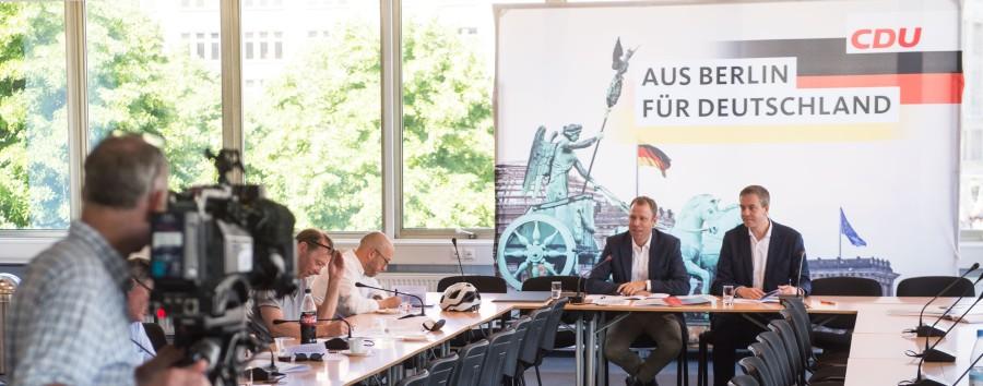 Wegen Mieterhöhung – Geschäftsstelle der Berliner CDU muss umziehen