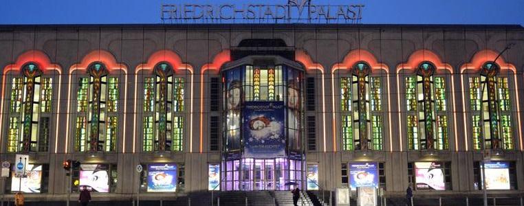 Friedrichstadt-Palast feiert 100-jähriges Jubiläum