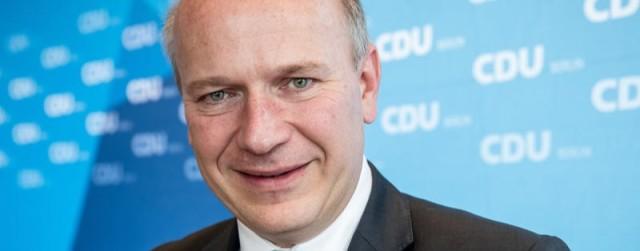 Kai Wegner kandidiert nicht mehr als DRLG-Landeschef