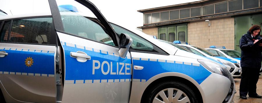 Berliner malen ihre Gehwege breiter – Polizei ermittelt