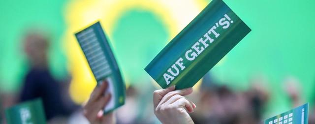 Grünen-Basis revoltiert gegen den Vorstand