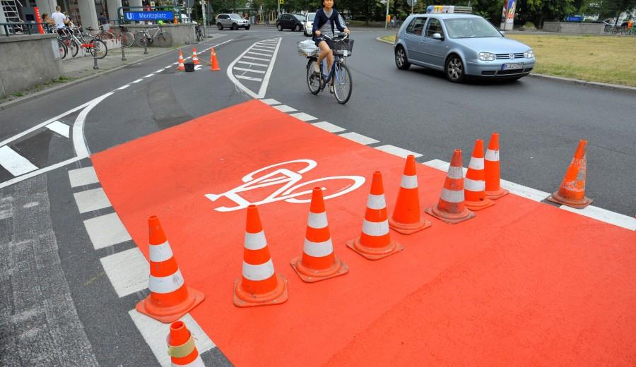 Berlin fehlen für den Ausbau der Radinfrastruktur die Kräfte
