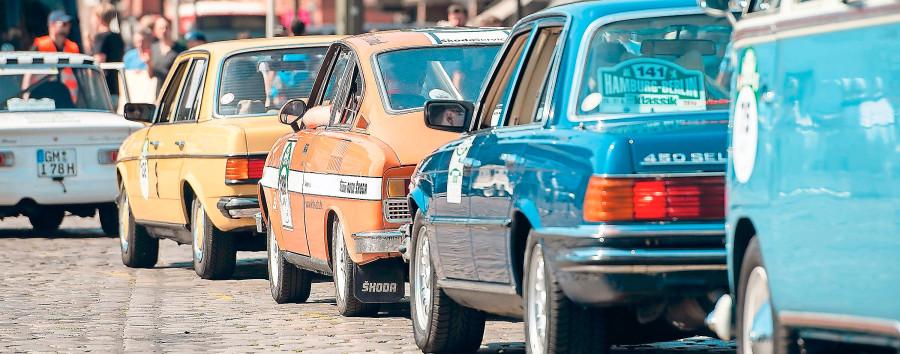 Berlin versteigert wieder sichergestellte Oldtimer