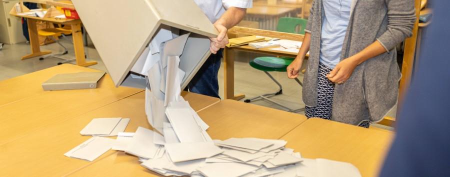 Bis zu 150% Wahlbeteiligung in Berlin