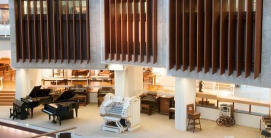 Der Klang der allmächtigen Orgel