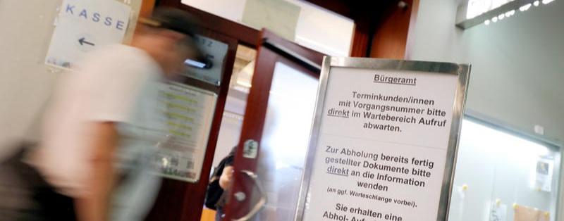 Chaos in Berliner Bürgeramt: Termin für Einbürgerung dauert mehr als ein Jahr