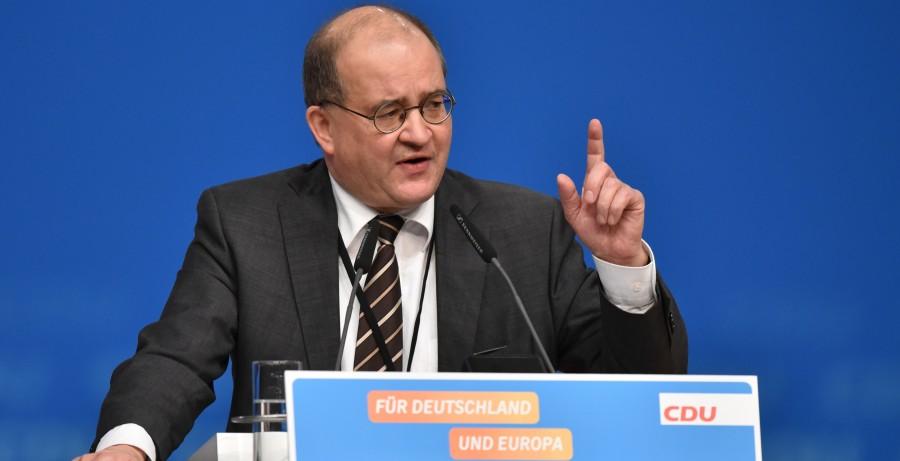 CDU-Mann Vaatz vergleicht Reaktionen auf Corona-Proteste mit DDR-Zeit