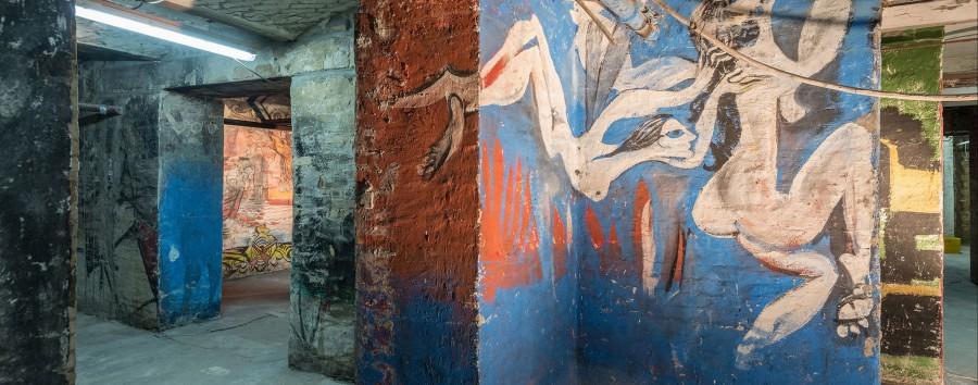 Steigen Sie hinab in den Bilderkeller der Akademie der Künste