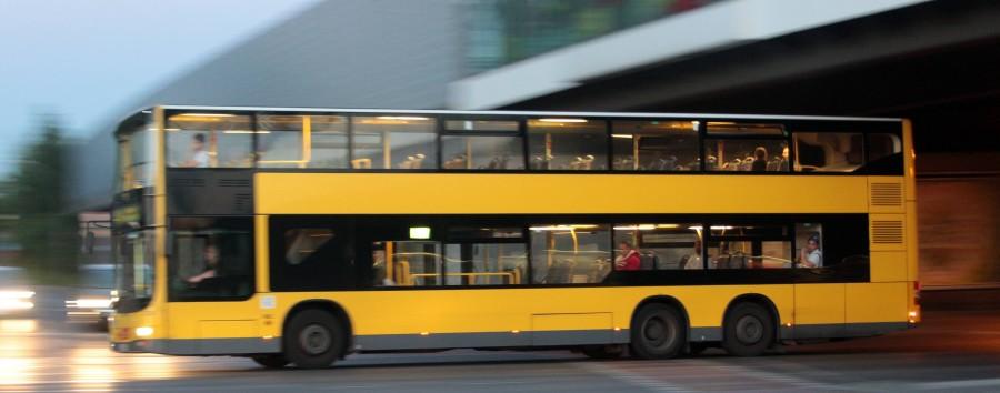 BVG-Busse werden schneller