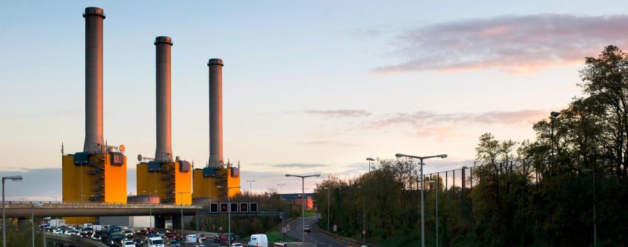 Aus dem Ölheizkraftwerk Wilmersdorf könnte ein Club werden
