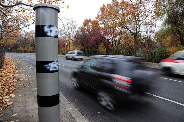 Berlins Bußgeldeinnahmen sind durch neue Blitzer enorm gestiegen