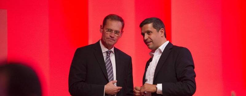 Landesvorstand erteilt Reinickendorfs SPD nur eine Rüge