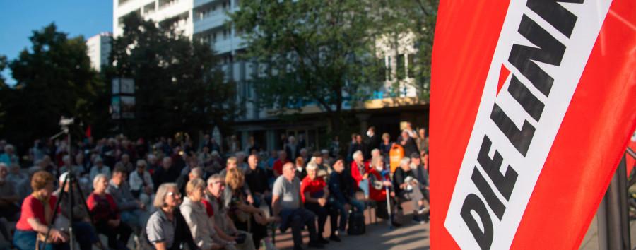 Linke bangt um Direktmandate im Berliner Osten