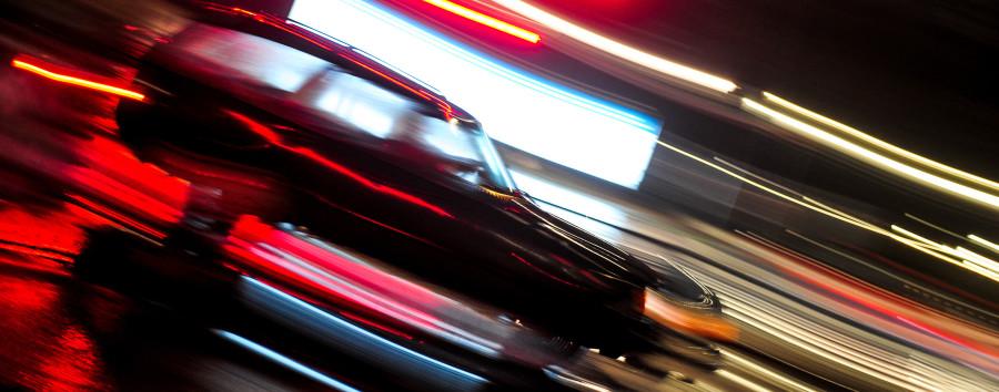 Wegen einkassierter Raser-Autos: Berliner Polizei hat zu wenig Parkplätze