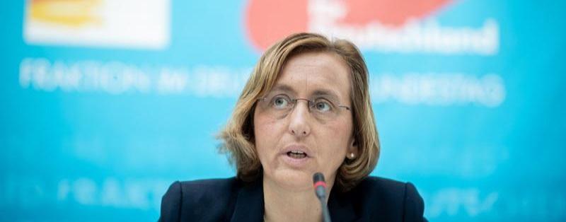 Beatrix von Storch provoziert mit Unibesuch zur Klimawoche