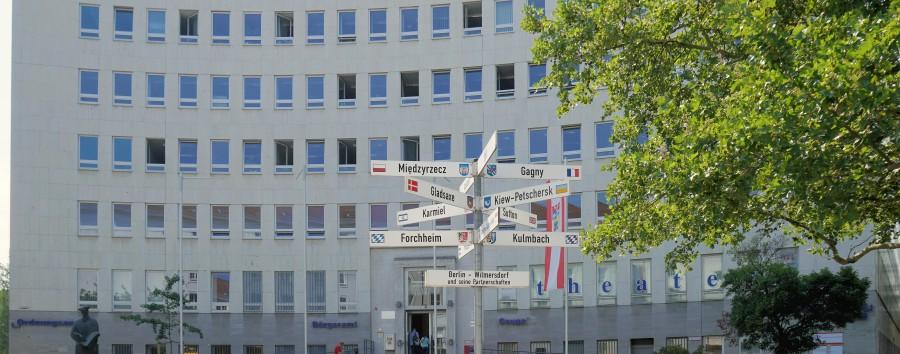Präsenzpflicht bei Berliner Veterinäramt