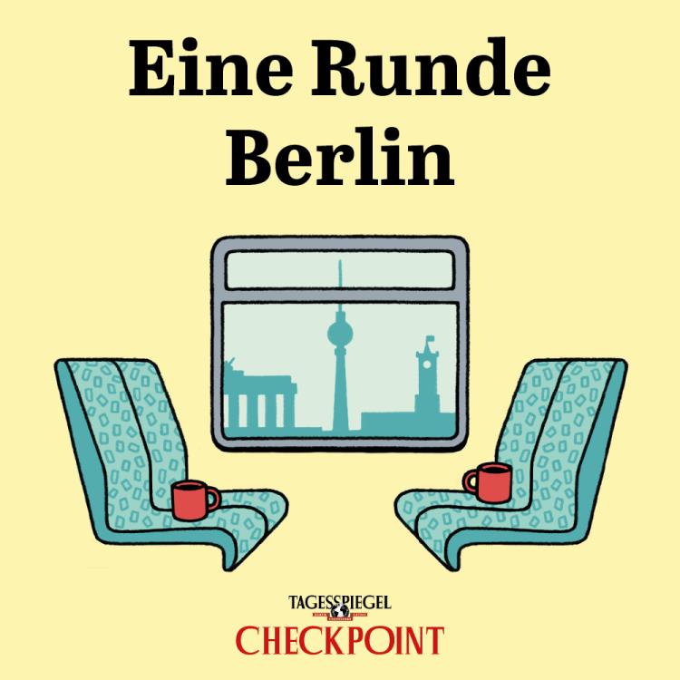 Eine Runde Berlin mit Köchin Sophia Hoffmann
