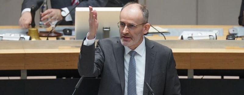 AfD-Abgeordneter Martin Trefzer verteidigt Ausschuss-Teilnahme