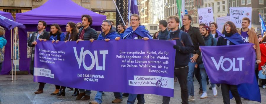 """""""Volt""""-Partei will Berliner Landesverband gründen – und versucht, ihr Profil zu schärfen"""