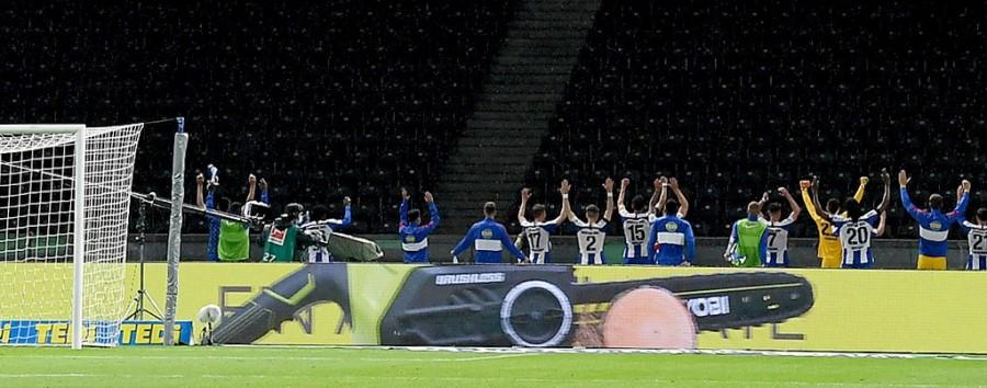 Bundesliga-Klubs erwägen Spiele mit Zuschauern