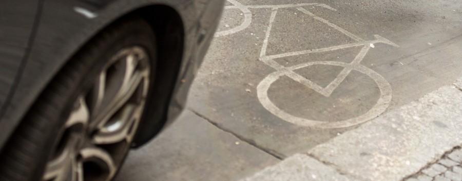 Nur drei Prozent der Falschparker abgeschleppt