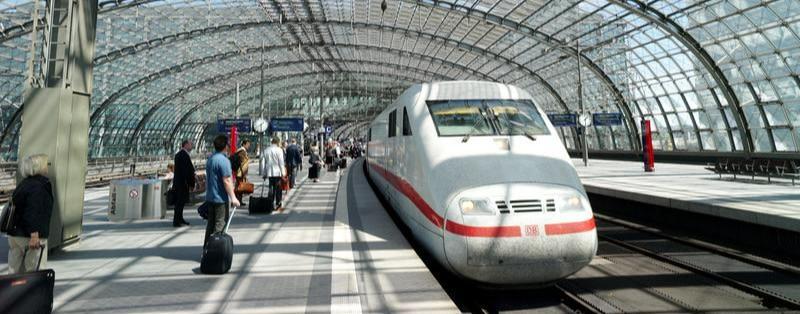 Betriebsstörungsbingo von Berlin nach München