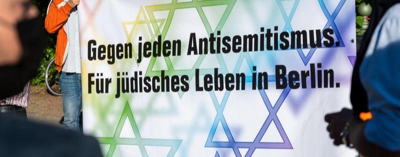 Hunderte antisemitische Schmierereien, aber nur eine Verurteilung