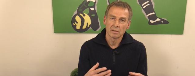 Klinsmanns wirre Video-Botschaft