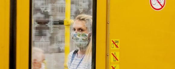 BVG zählt 30.000 Fahrgäste ohne Maske in drei Wochen
