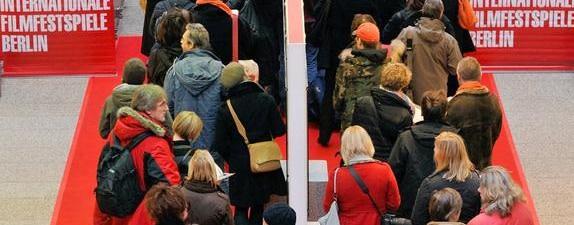 Berlinale muss Tickets auf Baustelle verkaufen