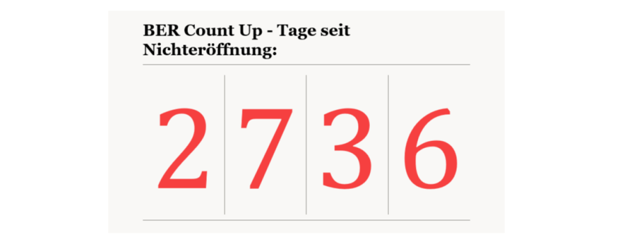 Bleibt Lütke-Daldrup BER-Chef bis 2022?