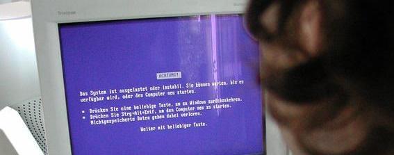 Desaster beim Software-Update – Hunderte Polizisten verlieren Daten