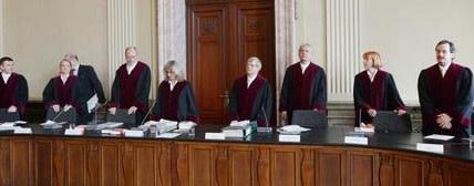 Nach Eklat im Parlament: Verfassungsrichterin hört auf
